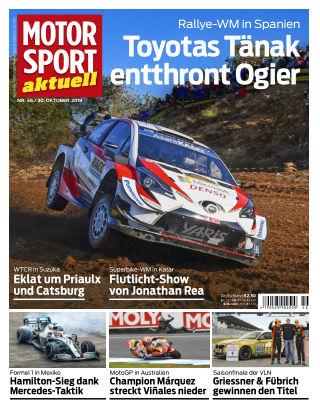MOTORSPORT aktuell 46 2019