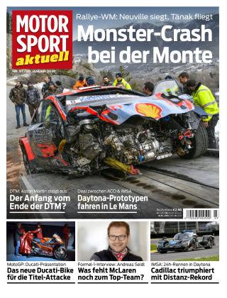 MOTORSPORT aktuell 07 2020