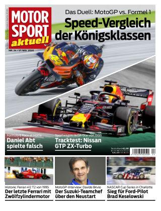 MOTORSPORT aktuell 24 2020