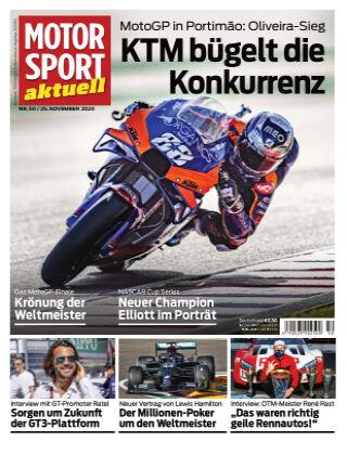 MOTORSPORT aktuell 50 2020