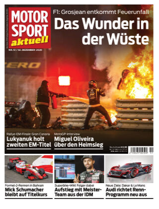 MOTORSPORT aktuell 51 2020