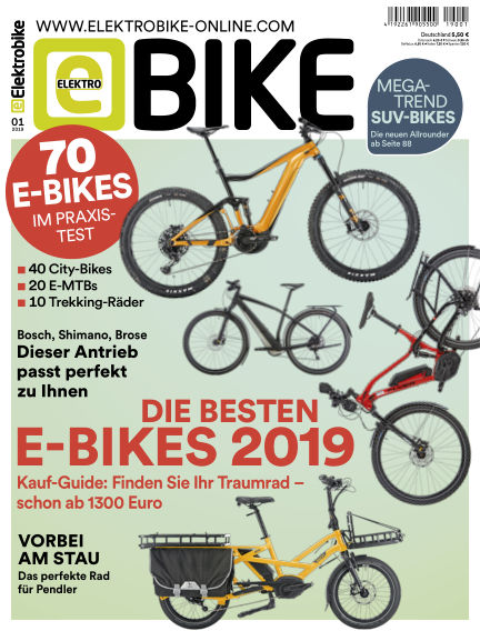 Elektrobike March 19, 2019 00:00