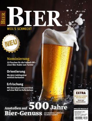 BIER Magazin Nr. 1 | 2016