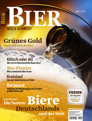 BIER Magazin 01/2017