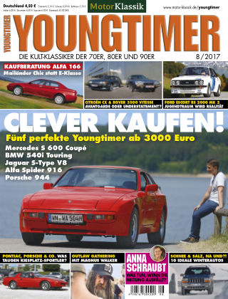 YOUNGTIMER 08/2017