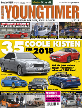 YOUNGTIMER 01/2018