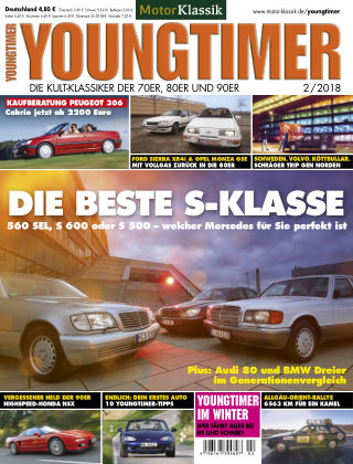 YOUNGTIMER 02/2018