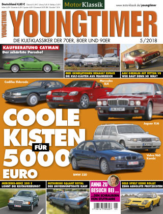 YOUNGTIMER 05/2018
