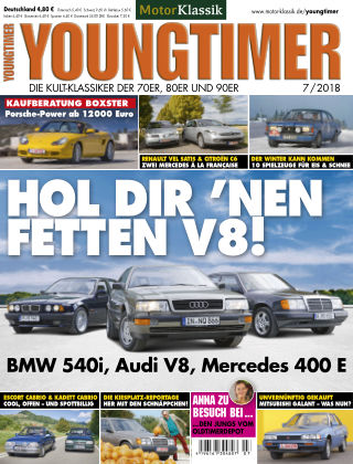 YOUNGTIMER 07/2018