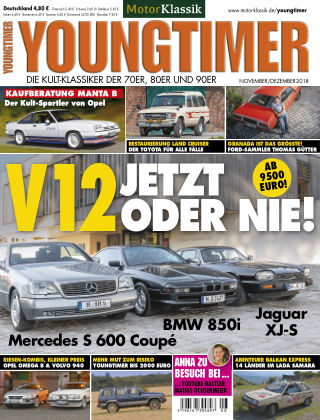 YOUNGTIMER 08/2018