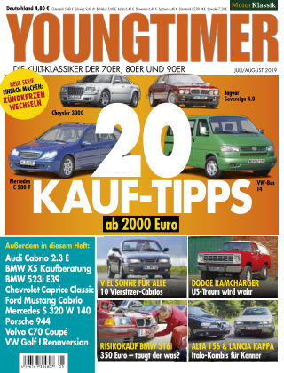 YOUNGTIMER 05 2019
