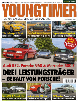 YOUNGTIMER 05 2020