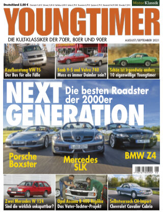 YOUNGTIMER 06 2021