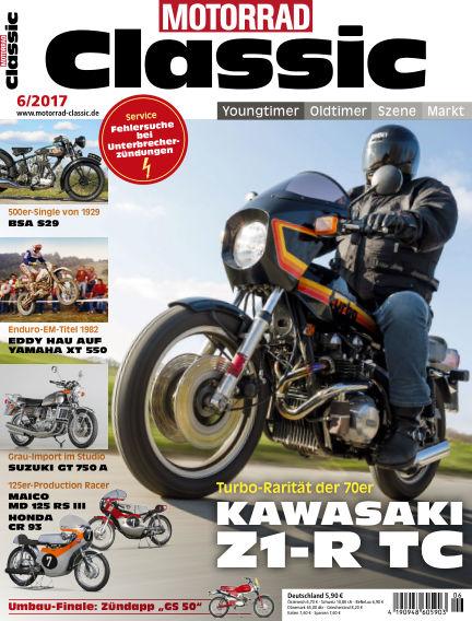 MOTORRAD CLASSIC May 05, 2017 00:00