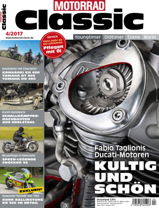 MOTORRAD CLASSIC NR.04 2017
