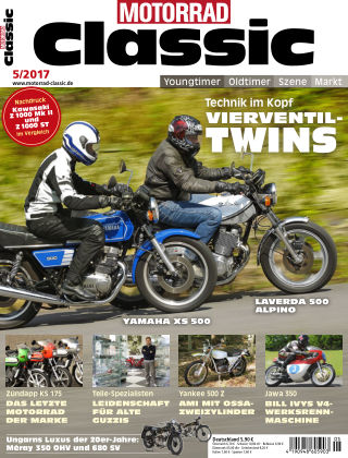 MOTORRAD CLASSIC NR.05 2017