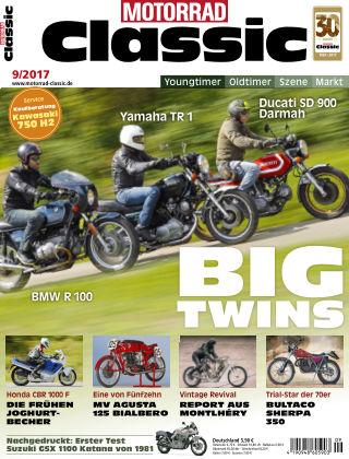MOTORRAD CLASSIC NR.09 2017