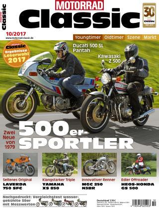 MOTORRAD CLASSIC NR.10 2017