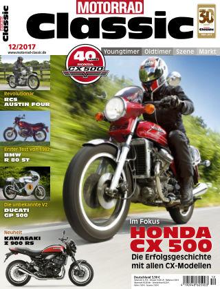 MOTORRAD CLASSIC NR.12 2017