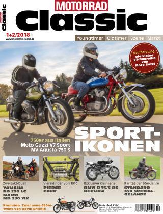 MOTORRAD CLASSIC NR.02 2018