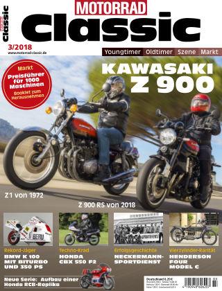 MOTORRAD CLASSIC NR.03 2018