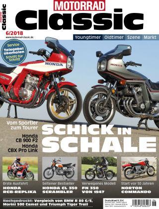 MOTORRAD CLASSIC NR.06 2018