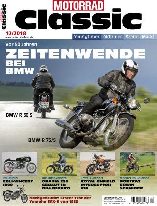 MOTORRAD CLASSIC NR.12 2018