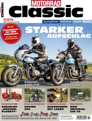 MOTORRAD CLASSIC NR.03 2019
