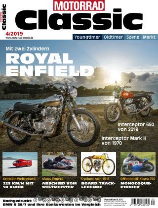 MOTORRAD CLASSIC 04 2019