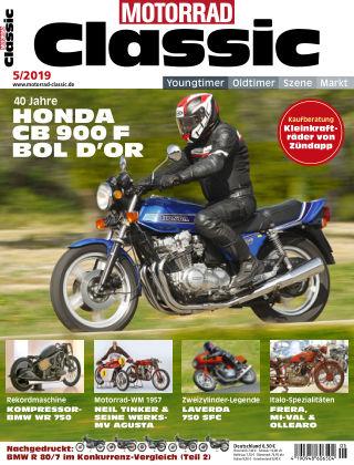 MOTORRAD CLASSIC 05 2019