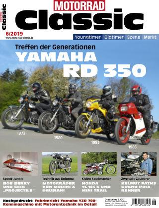 MOTORRAD CLASSIC 06 2019