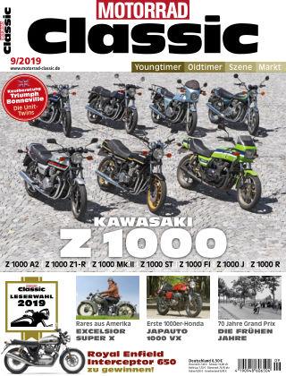 MOTORRAD CLASSIC 09 2019