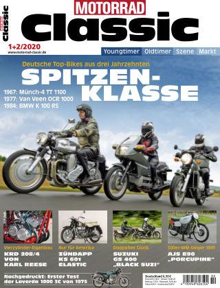 MOTORRAD CLASSIC 01/02 2020