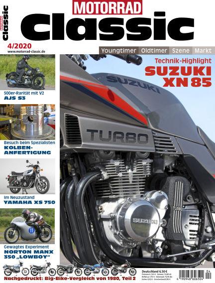 MOTORRAD CLASSIC March 05, 2020 00:00