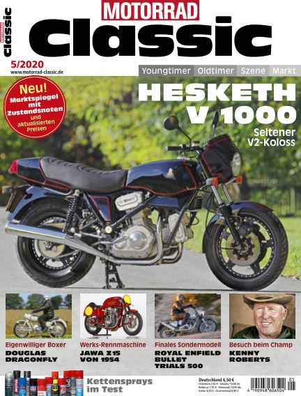 MOTORRAD CLASSIC April 08, 2020 00:00