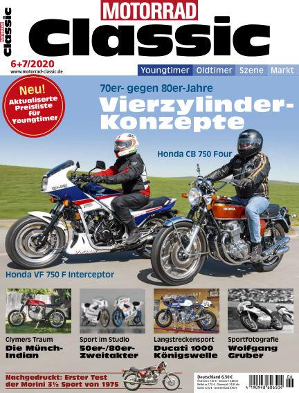 MOTORRAD CLASSIC May 14, 2020 00:00