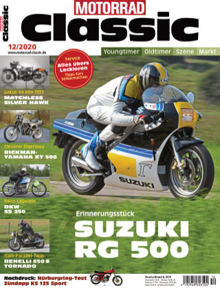 MOTORRAD CLASSIC 12 2020