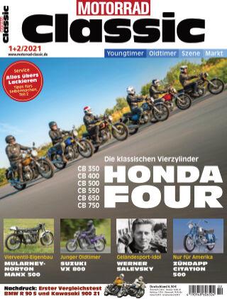 MOTORRAD CLASSIC 01 2021