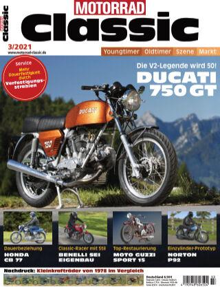 MOTORRAD CLASSIC 03 2021