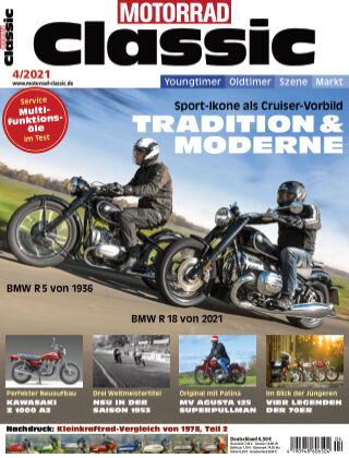 MOTORRAD CLASSIC 04 2021