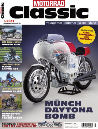 MOTORRAD CLASSIC 05 2021