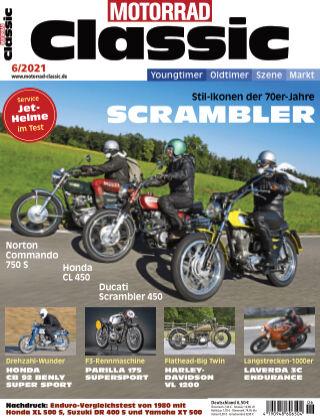 MOTORRAD CLASSIC 06 2021