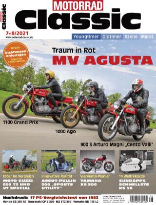 MOTORRAD CLASSIC 08 2021