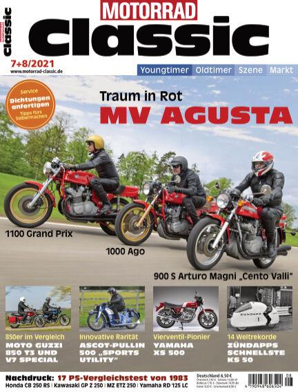 MOTORRAD CLASSIC June 10, 2021 00:00