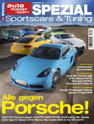 auto motor und sport SPEZIAL Sportscars&Tuning'17
