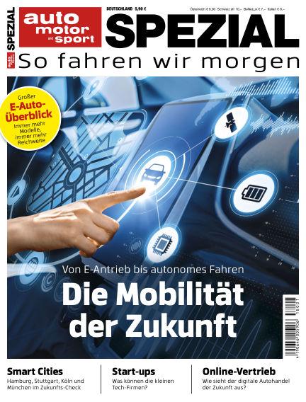 auto motor und sport SPEZIAL June 22, 2018 00:00