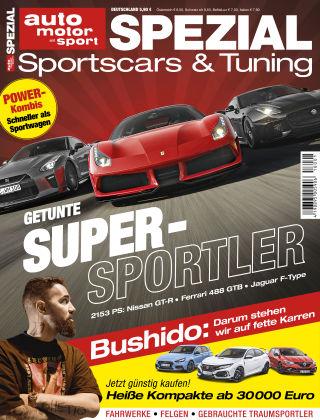 auto motor und sport SPEZIAL sportscars & tuning