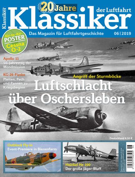 Klassiker der Luftfahrt July 05, 2019 00:00