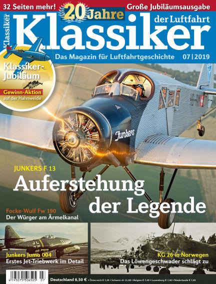 Klassiker der Luftfahrt August 23, 2019 00:00