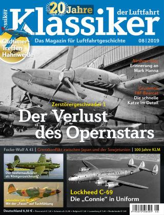 Klassiker der Luftfahrt 08 2019